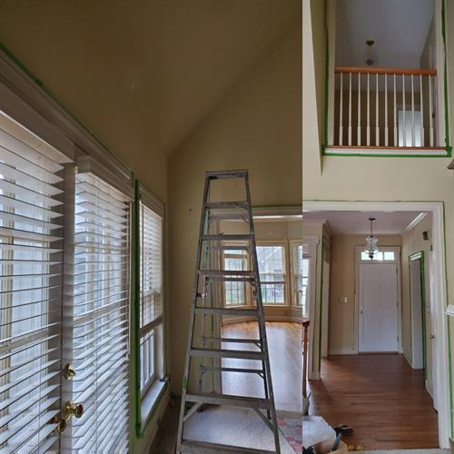 Brookfield, WI - Interior Painting