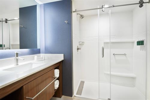 Residence Inn by Marriott Milwaukee Brookfield - Studio King 3
