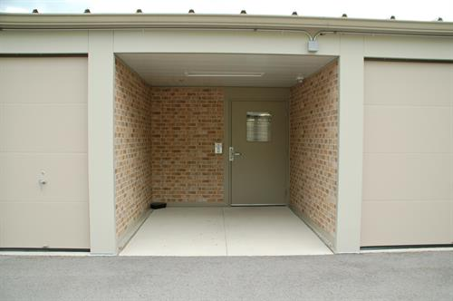 Driveway and Inside Access Units Available to Rent.