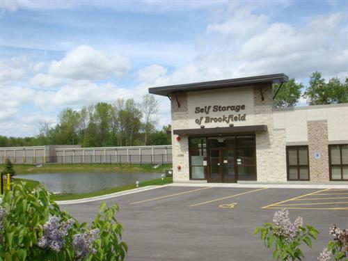 Office located at 16580 Pheasant Drive.