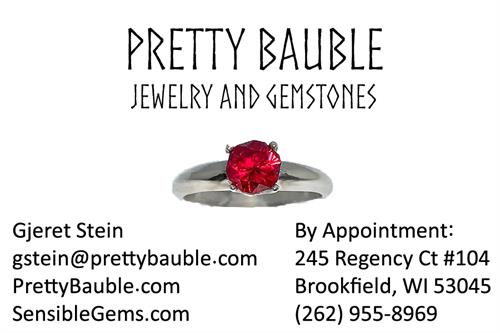 Pretty Bauble Business Card