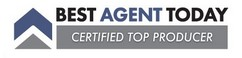 2020 Best Agent Top Producer. Highlighted in 53089 zip code.