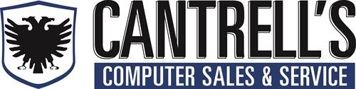 Cantrell's Computer Sales & Service Logo