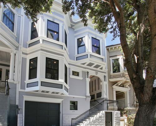 Broderick | San Francisco CA