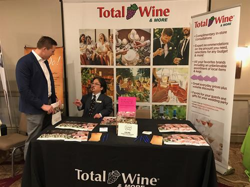 Total Wine specializes in Wedding and Private Party Planning