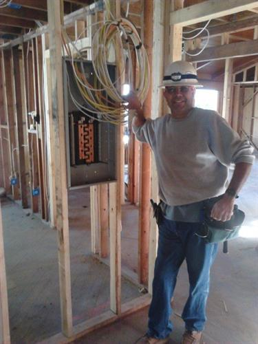 Rick Mercado - Service Manager