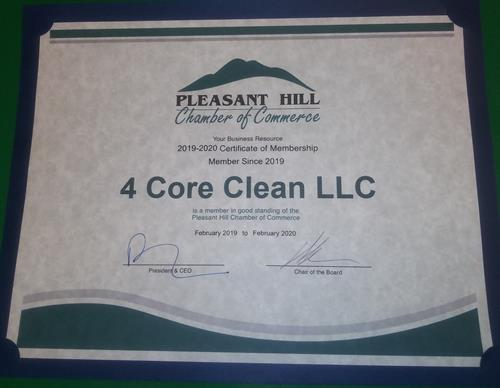Pleasant Hill Chamber Member
