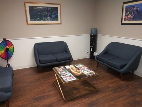 Waiting Area of Perfect Smiles