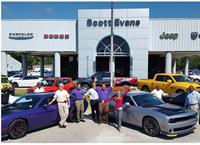 Scott Evans CDJ & Scott Evans Nissan