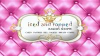 Iced And Topped Bakery Shoppe