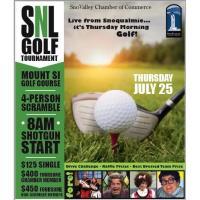 """2019 """"SNL"""" Golf Tournament -"""