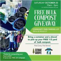 Free Bulk Compost Giveaway