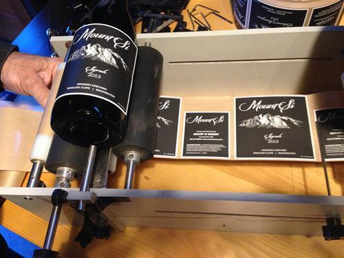 Bottling and Labeling