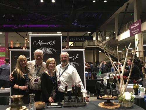 """Taste Washington"" event at Quest Field Convention Center"