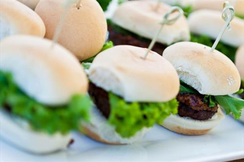 Bacon Jam Sliders