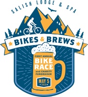 First Annual Salish Lodge & Spa Bikes and Brews Race