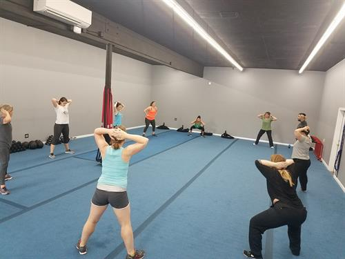 Snoqualmie Fit Body Boot Camp