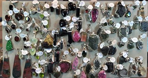 Pendants of all kinds