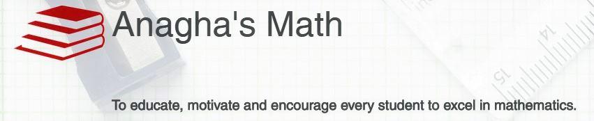 Anaghas Math