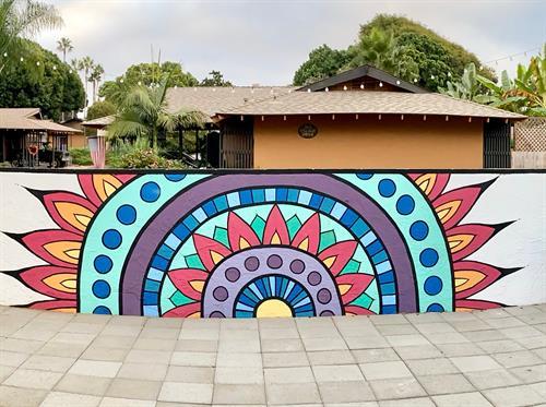 Community Space Mural