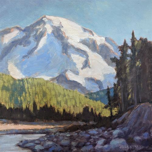 Do you know this view of Rainier?