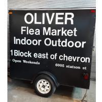 Oliver Indoor Flea Market every weekend