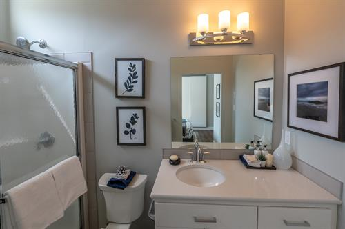 Oliver Heights - Show Home Ensuite