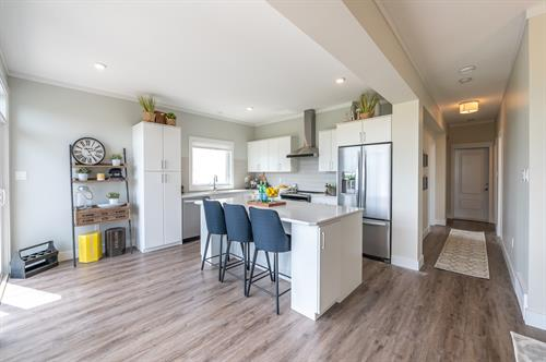 Oliver Heights - Show Home Kitchen