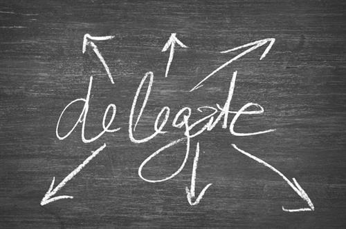 Delegate for Success!