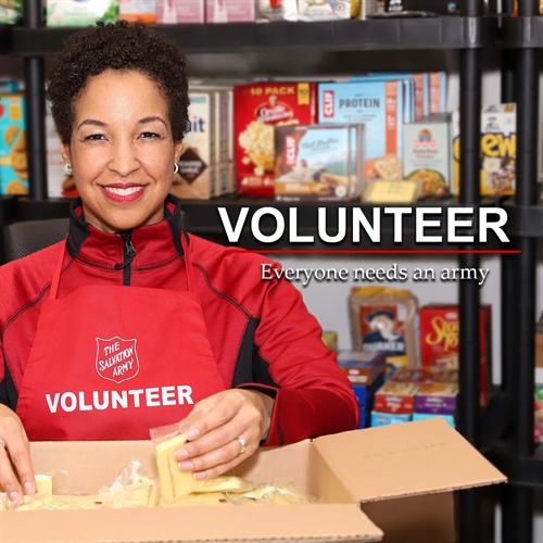Food Bank Volunteer