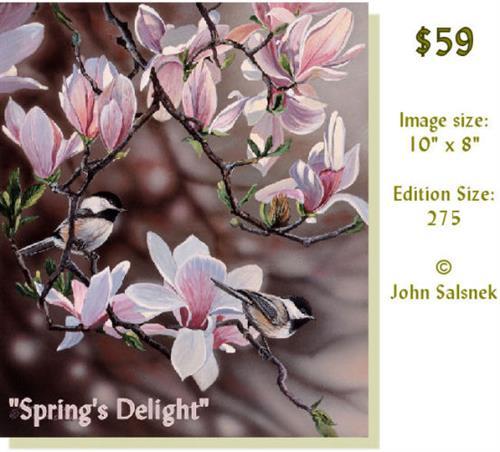 Spring's Delight