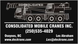 Contact us for more information on our Mobile Crane Services..