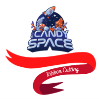 Ribbon Cutting for The Candy Space