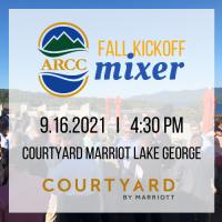 ARCC September 2021 Mixer at Courtyard Marriot