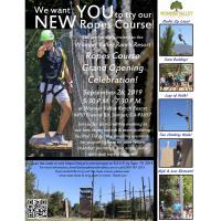 Rope Course @ Wonder Valley Ranch Resort