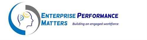 Client logo we created - Enterprise Performance Matters