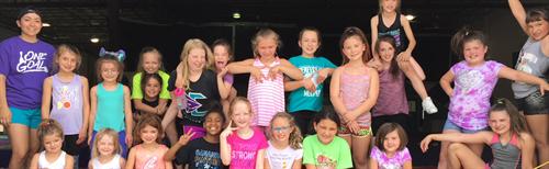 Cheer & Tumbling Camps
