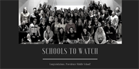 News Release: 1/16/2020 Schools to Watch honors seventh Chesterfield school