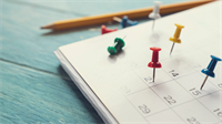 News Release: 1/17/2020 School Board seeks input on proposed 2020-21 calendar