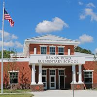 Reams Road Elementary completed on time and under budget