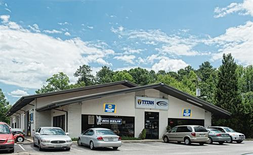 Titan Auto & Tire South Chesterfield