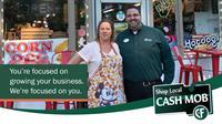 C&F Bank Cash Mob - Arnett's Family Store