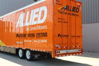 One of Dunmars New Trucks