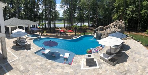 Resort Style Pool, Chesdin Landing, Chesterfield, VA