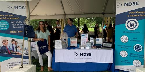 NDSE expo table