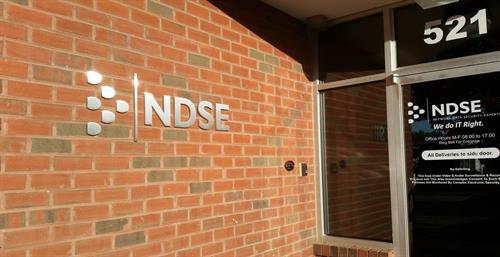 NDSE Front Entrance