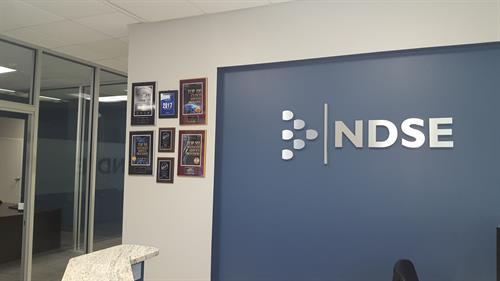 NDSE Front Lobby