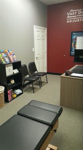 Our primary Treatment Room
