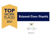 EMS Ventures: EMS of Virginia, MySpectrum Counseling & Coaching Listed as a Top Workplace in Richmond Times Dispatch!