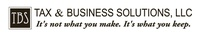 Tax and Business Solutions, LLC